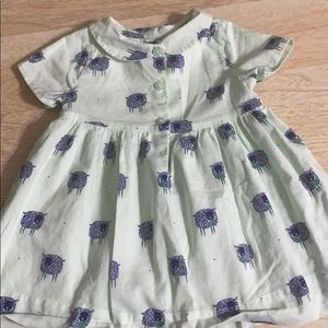 Baby Gap Sheep Dress